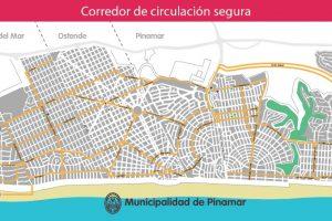 CORREDORES Y ZONAS SEGURAS PARA CUATRICICLOS Y MOTOS