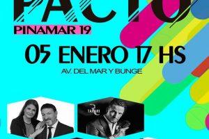 #ImpactoPinamar2019 el 5 de enero en Bunge y Playa