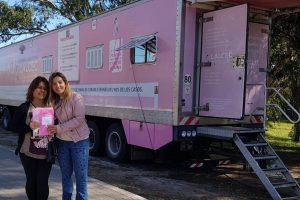 """""""Cuando se detecta alguna anomalía se hace el seguimiento"""" – Mamografias gratuitas – Prevención"""