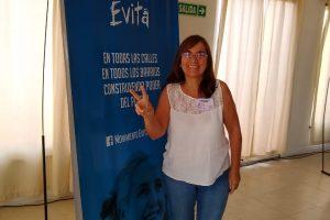Encuentro regional de mujeres del Movimiento Evita – Adriana Meneghetti