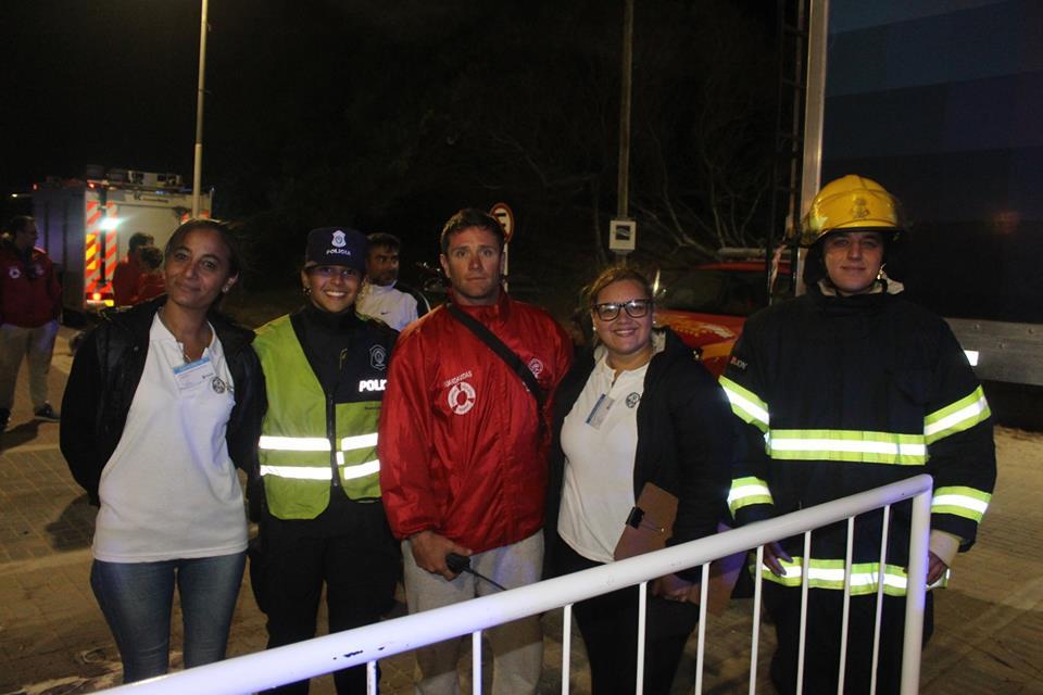 Amplio operativo en el fin de semana largo; escruches – Sebastian Berardone