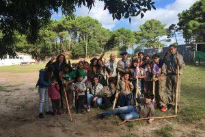 """El Grupo Scout """"Laura Vicuña"""" inicia actividades el sábado 16 de marzo"""