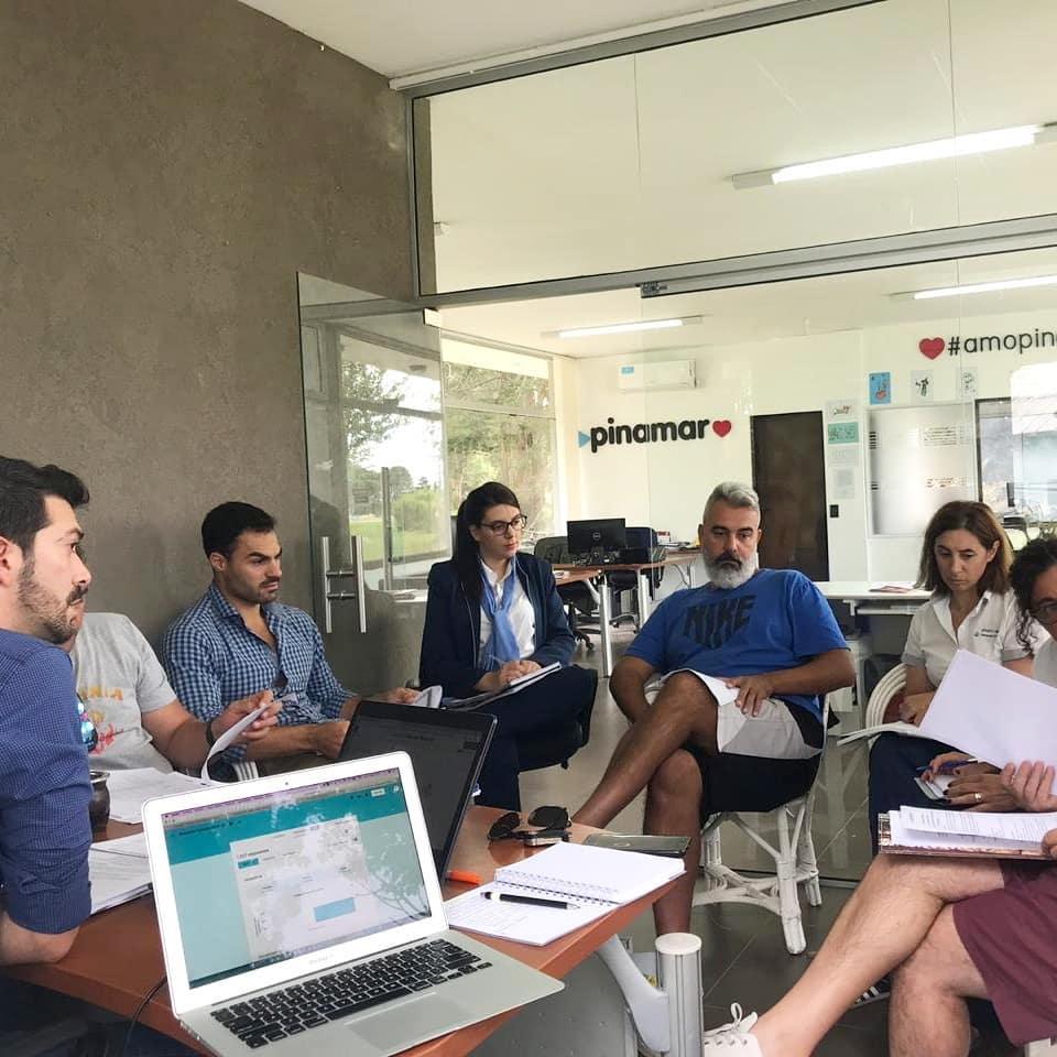 Importante reunión entre sector turístico privado y público – Pedro Marinovic