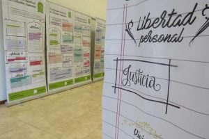 MUESTRAS ITINERANTES EN PINAMAR – Lucila Miranda