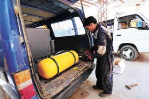 Sube la nafta – Equipos de gas nuevamente seleccionados – beneficios y costo