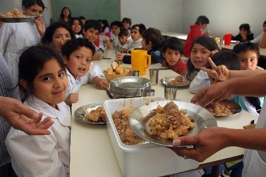 Comedores escolares en Pinamar – Inauguración del nuevo edificio de la ENET