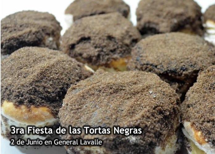 Se viene la 3ra Fiesta de la Torta Negra y el cumpleaños 60 de la panadería que la realiza