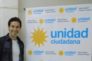"""""""Por primera vez, en nuestra ciudad, hay un representante de los barrios"""" Ciro Albarengo"""