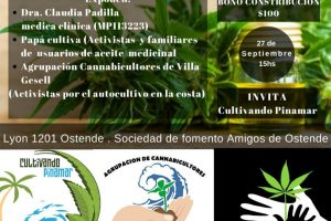 Charla Informativa Sobre Cannabis Medicinal