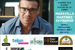 El periodista Adrián Michelena nos cuenta sobre charla motivacional y el Premio Caduceo