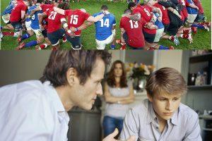 """""""El espíritu del rugby no pasa por la violencia"""" – Deporte, amistad, contención y enseñanza familiar"""