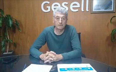 Medidas drásticas en Gesell para controlar que la pandemia – Gustavo Barrera