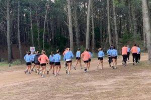 Las Leonas en Pinamar – ¿Qué es un entrenamiento burbuja? – Javier Tumas