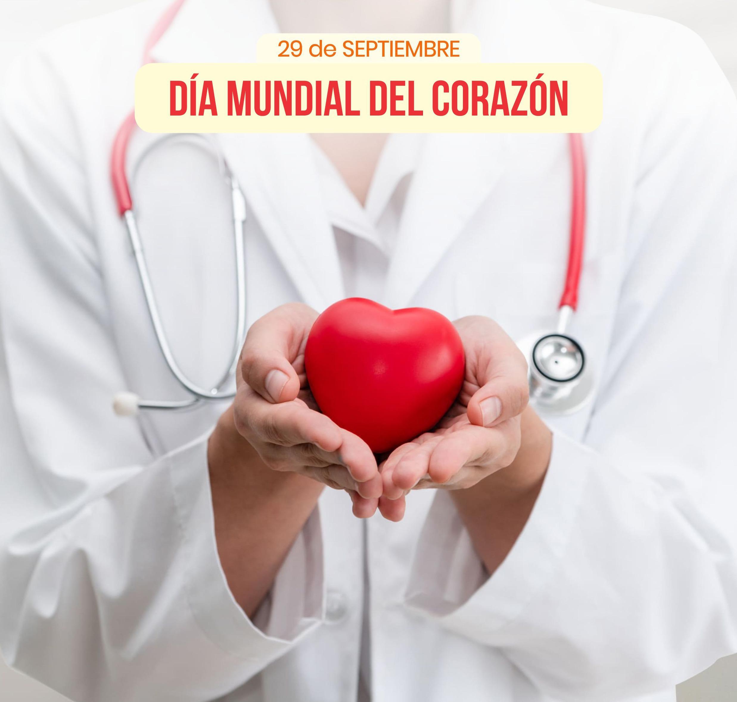 En este momento estás viendo DÍA MUNDIAL DEL CORAZÓN – Un órgano que se afecta por lo físico, social y espiritual. Cómo cuidarlo