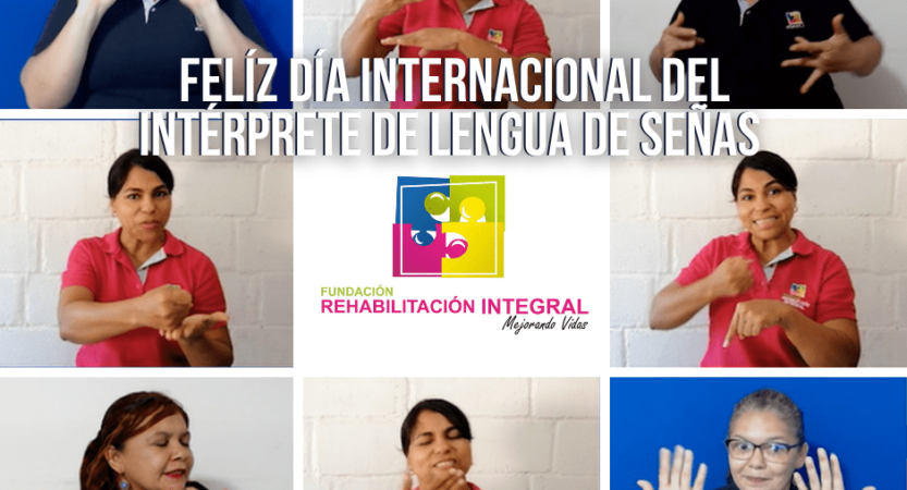 DÍA INTERNACIONAL DE LOS INTÉRPRETES DE LENGUA DE SEÑAS – Mucho por hacer en Pinamar /Micaela Rosales