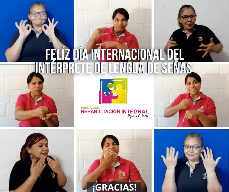 Lee más sobre el artículo DÍA INTERNACIONAL DE LOS INTÉRPRETES DE LENGUA DE SEÑAS – Mucho por hacer en Pinamar /Micaela Rosales