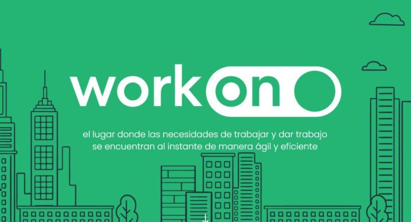 WorkON, la app que soluciona las búsquedas laborales en tiempo real