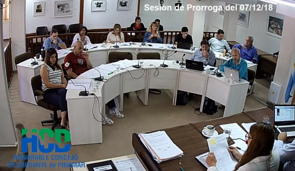 Última sesión de prórroga – Convocatoria a Asamblea Mayores Contribuyentes – Concejal Uhrig