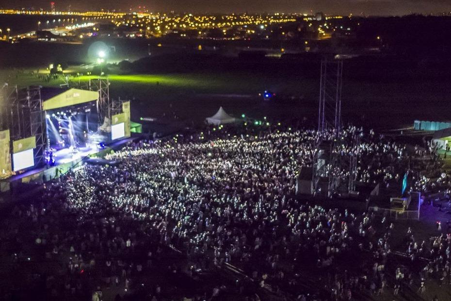 Eventos multitudinarios que se vienen a Pinamar: Tini, Lali, Miranda, Mia, Agaporni, entre otros