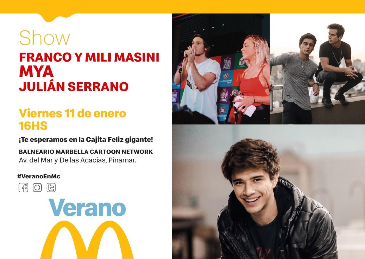 Mc Donald´s con múltiples propuestas en el Verano – Fernando Arango
