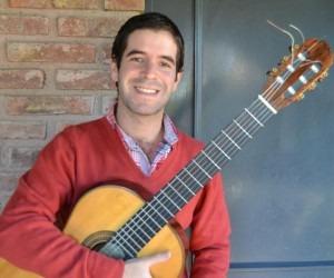 Sebastian Gianbernardino nos presenta su música, nos habla de sus proyectos y presentaciones