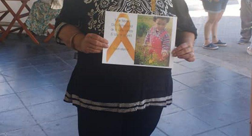 """""""Estamos haciendo honor a todos nuestro niños y concientizando sobre el cáncer infantil"""""""