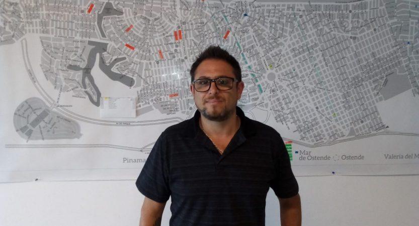 Escruches en la semana – Sebastian Berardone