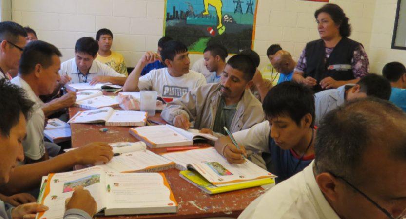 Todos pueden estudiar – Primaria para mayores de 14 años