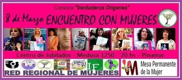 """""""Encuentro con Mujeres fuertes, emponderadas y trasformadoras"""" – Mònica Quilindro"""