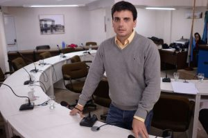 Se pide aumento de tasas – Convocatoria a Mayores Contribuyentes – Lucas Ventoso