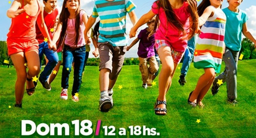 Invirtiendo en nuestros chicos – Fiesta Día del niño con muchos regalos, juegos y sorpresas